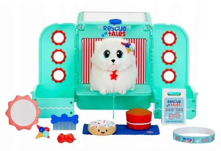 Rescue Tales Groom ''n Go Pet Backpack - Little tikes