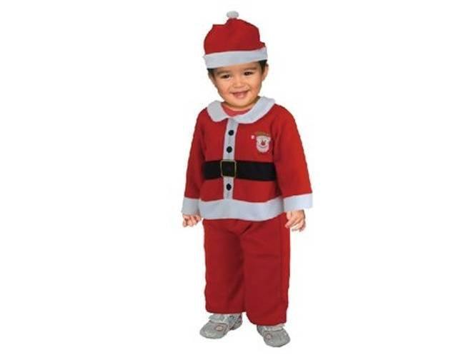Kostium mały Mikołaj - 2 - 3 lat