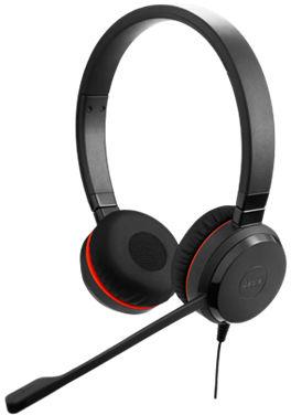 Jabra EVOLVE 30 II MS Stereo USB Headband, Noise cancelling, USB and