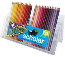 Prismacolor Scholar zestaw 60 kredek
