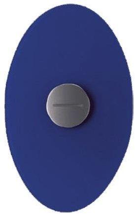 Bit 30x18 niebieski - Foscarini - lampa ścienna