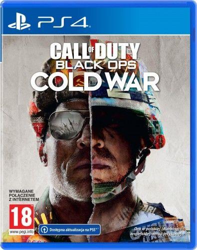 Call of Duty Black Ops COLD WAR PS 4 Używana
