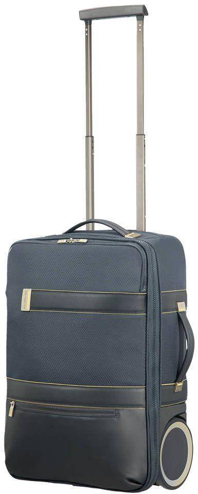 Plecak / torba na kółkach Samsonite Zigo - blue night