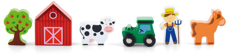Viga Toys  pociąg akcesoriów
