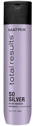 Matrix Total Results Color Obsessed So Silver szampon do włosów siwych i rozjaśnianych 300 ml