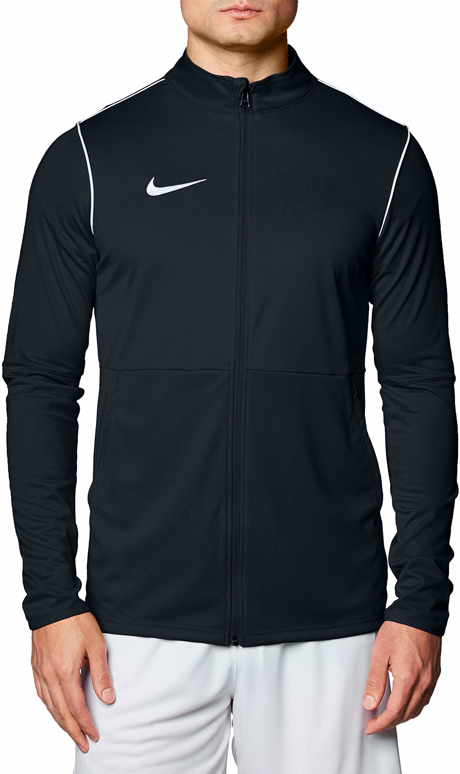 Nike męska kurtka sportowa M NK DRY PARK20 TRK JKT K, czarny/biały/biały, S