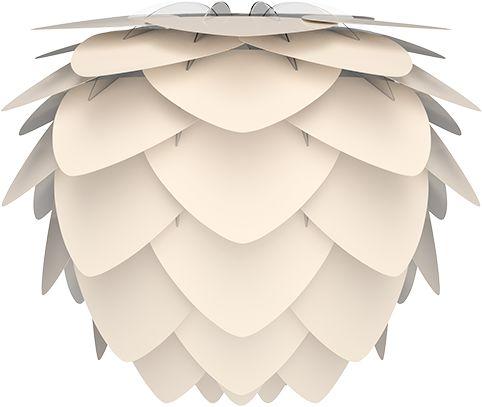 Lampa wisząca Aluvia medium 2127 UMAGE perłowo biała lampa w stylu design