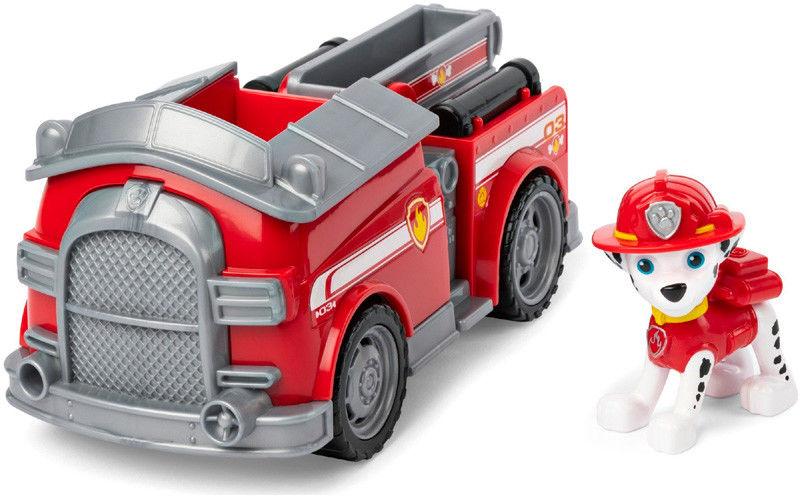 Psi Patrol - Marshall i jego wóz strażacki 20114322