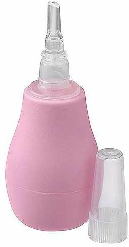 Babyono aspirator do nosa różowy 1 sztuka [043/03]