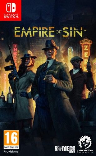 Empire of Sin Day One Edition NS