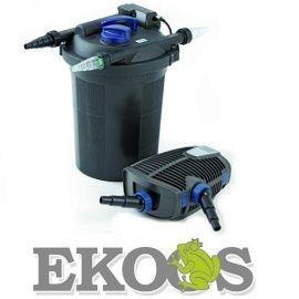 Oase FiltoClear Set 6000 zestaw filtracyjny do oczka wodnego UVC 11 z pompą