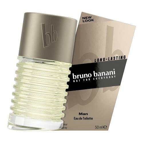 Bruno Banani Man woda toaletowa 50 ml dla mężczyzn