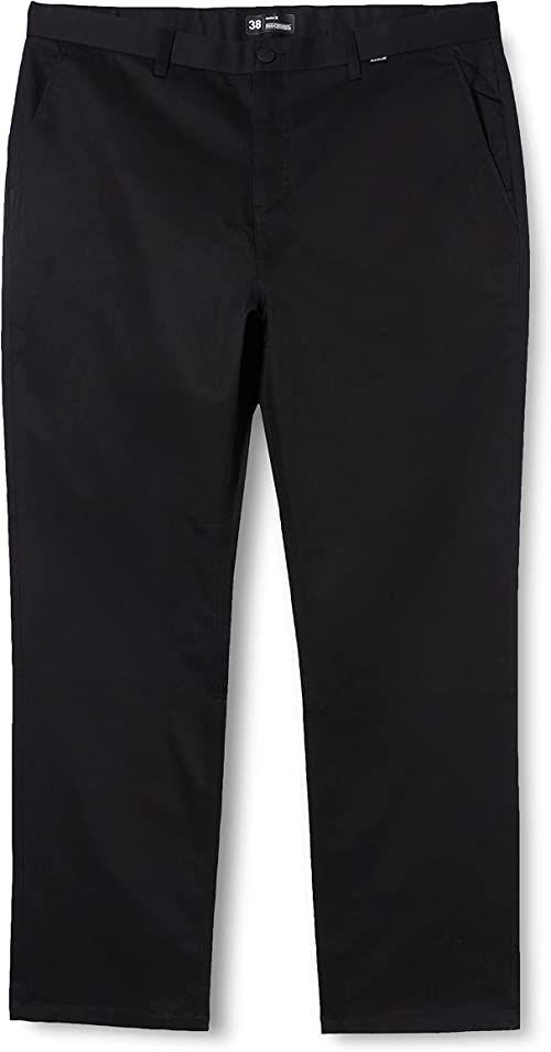 Hurley Męskie spodnie M O&o Stretch Chino czarny czarny 36