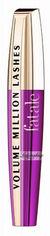 LOréal Paris Volume Million Lashes Fatale tusz do rzęs nadający maksymalną objętość odcień Black 9,4 ml