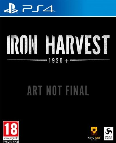 Iron Harvest D1 Edition PS 4