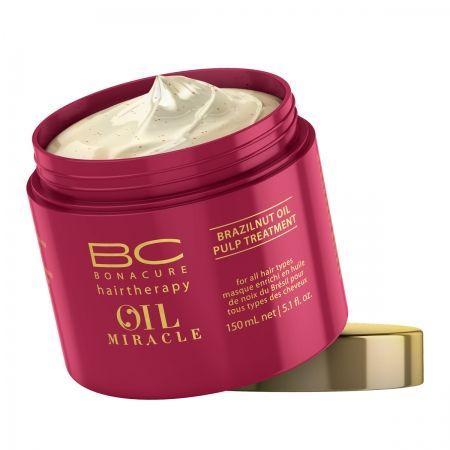 Schwarzkopf BC Oil Miracle Brazilnut maska do włosów farbowanych 150ml