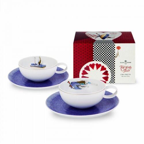 Filiżanki do herbaty Tea with Alice 2 szt Vista Alegre
