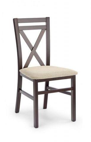 Krzesło DARIUSZ ciemny orzech