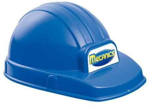Écoiffier E 2476 - kask dziecięcy dla pracowników, niebieski