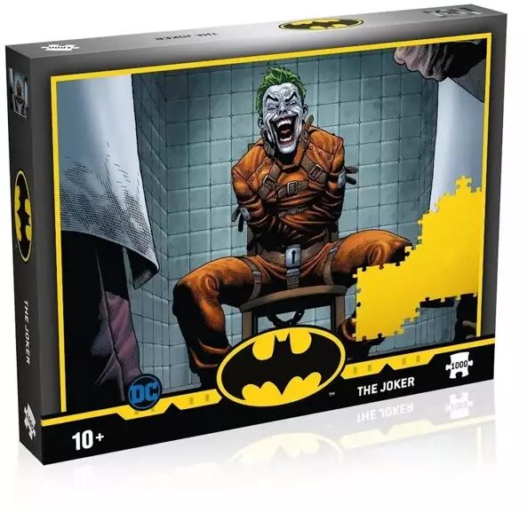 Puzzle 1000 Batman Joker - Winning Moves
