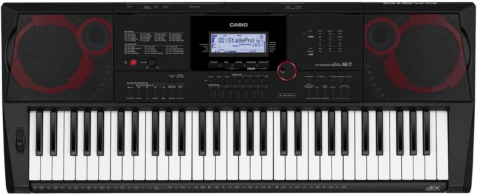 CASIO CT-X3000 - Keyboard
