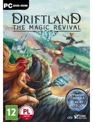 Gra PC Driftland: The Magic Revival