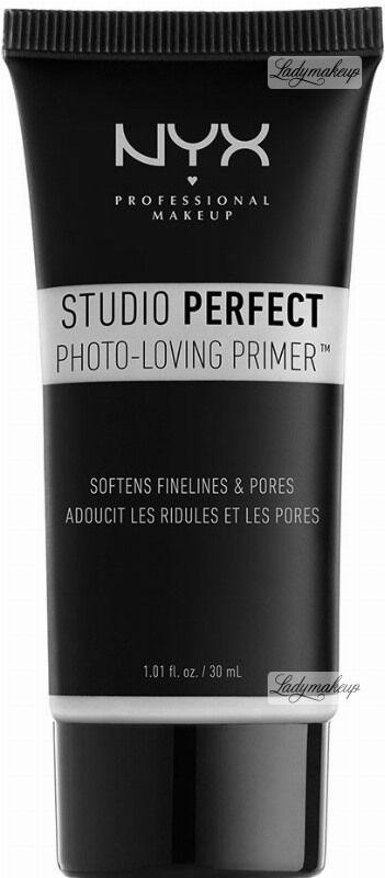 NYX Professional Makeup - STUDIO PERFECT - PHOTO - LOVING PRIMER - Baza pod makijaż