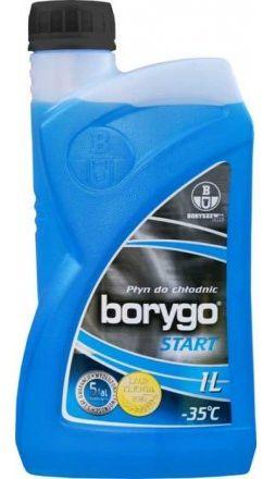 Borygo START (niebieski) płyn chłodniczy -35 C 1l