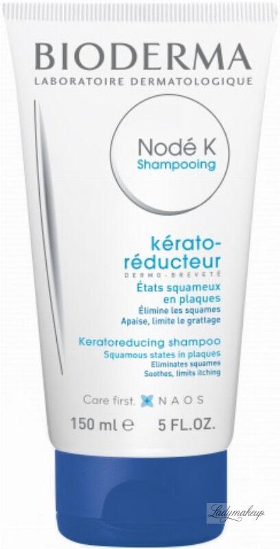 BIODERMA - Node K Shampooing - Keratoreducing Shampoo - Szampon przeciwłupieżowy i przeciwświądowy - 150 ml