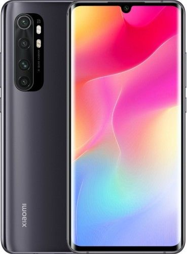 Xiaomi Mi Note 10 Lite 6/64GB NFC Midnight Black Czarny