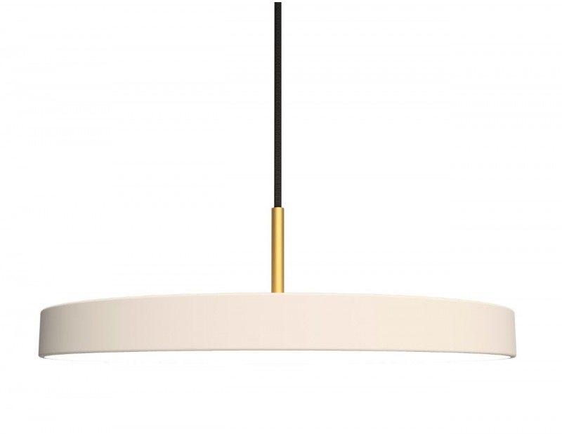 Lampa wisząca Asteria 2151 UMAGE perłowo biała lampa w stylu design