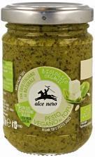Pesto bazyliowe z tofu wegańskie BIO 130 g Alce Nero