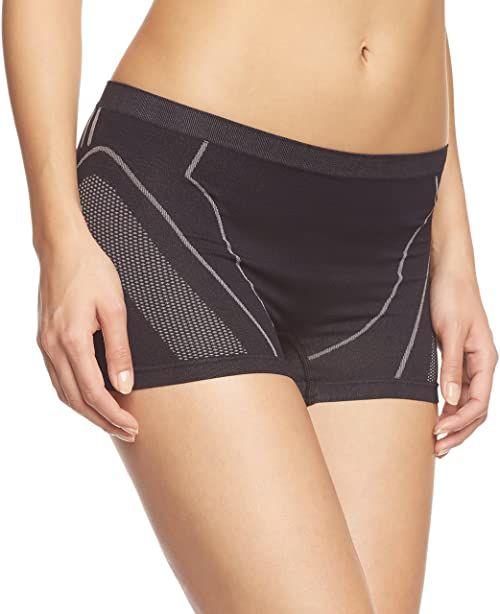 F-lite Body Megalight 140 Panty Woman bielizna funkcyjna, czarna, M