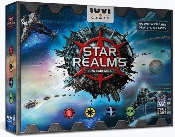 Star Realms: Gra karciana IUVI Games