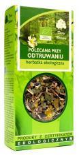 Herbatka polecana PRZY ODTRUWANIU BIO 50 g Dary Natury