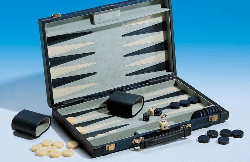 Backgammon ZAKŁADKA DO KSIĄŻEK GRATIS DO KAŻDEGO ZAMÓWIENIA