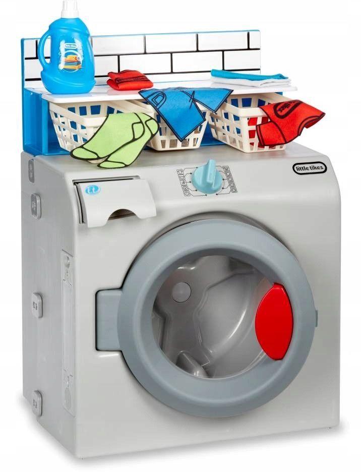 Little Tikes Interaktywna Pralko - Suszarka First dla dzieci