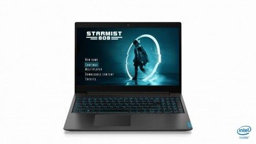 "Notebook Lenovo IdeaPad L340-15IRH Gaming 15,6""FHD/i5-9300HF/8GB/SSD256GB/GTX1650-4GB/W10 Black"