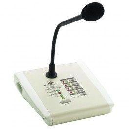 Monacor PA-4000RC, mikrofon pulpitowy pa, strefowy