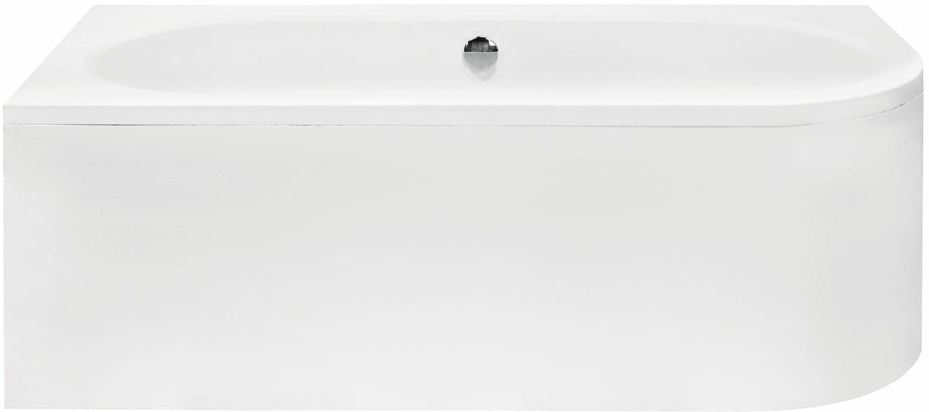 Besco Avita obudowa do wanny asymetrycznej 180 x 80 cm OAV-180-NS