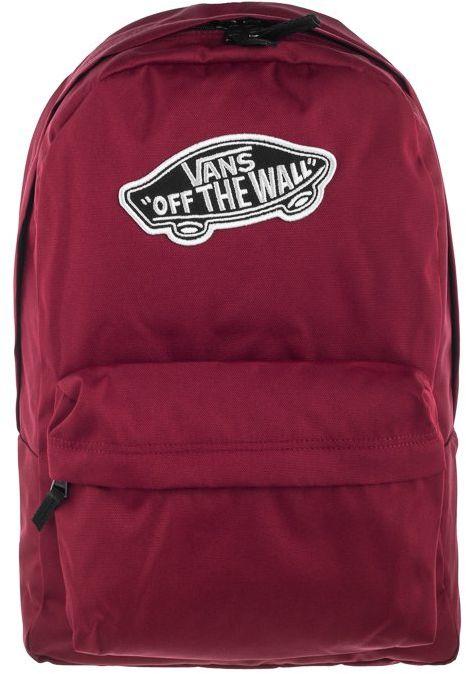 Plecak Vans Realm Backpack Biking Red VN0A3UI61OA1 (VA226-e)