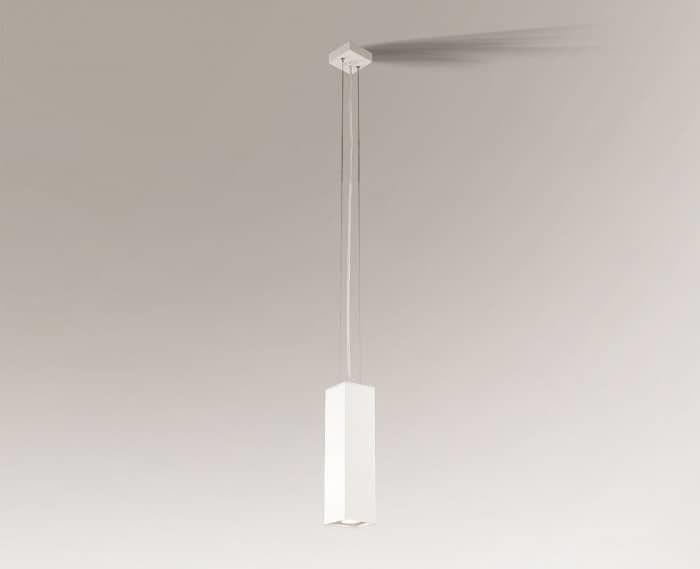 Lampa wisząca KOBE 7644 Shilo biały