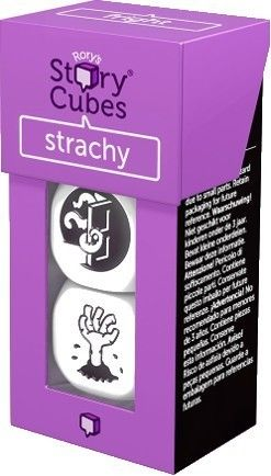 Story Cubes - Strachy