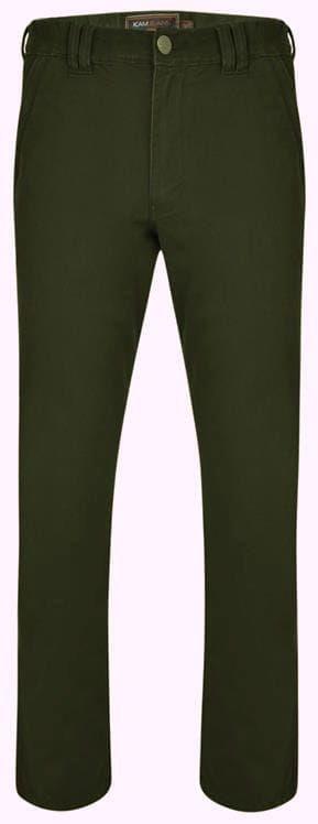 KAM 233 Spodnie z Gumą Duże Rozmiary