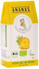Ananas suszony BIO 40 g Puffins