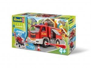 Revell - Junior Kit - Straż pożarna