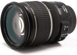 Canon EF-S 18-200mm f/3.5-5.6 IS Czarny