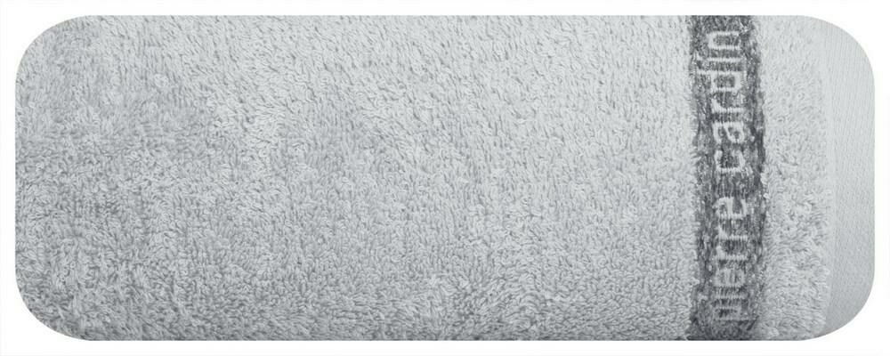 Ręcznik Tom 70x140 srebrny 480g/m2 Pierre Cardin