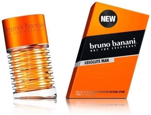 Bruno Banani Absolute Man 50 ml woda toaletowa dla mężczyzn woda toaletowa + do każdego zamówienia upominek.