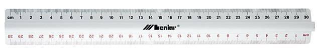 Linijka 50 cm z uchwytem LENIAR - X04120